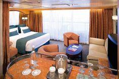 Grand suite, Grandeur of the Seas