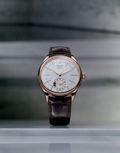 New Rolex Cellini Dual Time Watch: Baselworld 2014