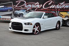 Chrysler 300 and Dodge Charger by Drop Top Customs