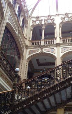 Downtown Mexican Design Hotel.  https://www.facebook.com/bodosperleinlondon
