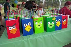 Angry Birds Birthday Party Ideas   Photo 1 of 8   Catch My Party