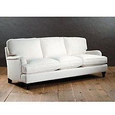 Baldwin Sofa From Ballard Designs. Same Sofa As The Arhaus Wake  Ivory/Baldwin. That Means Same Replacement Slipcover For 1/2 The Price.