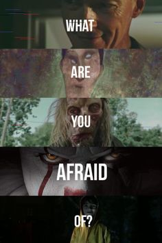 # Angst - ¿De que estás asustado? Scary Movie Quotes, Horror Quotes, Movie Memes, Scary Movies, Horror Movies, Good Movies, Funny Memes, Es Pennywise, Pennywise The Dancing Clown