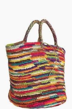 Crochet bags purses 444800900697229752 - crochet maxi tote inspiration Source by Crochet Diy, Crochet Tote, Crochet Handbags, Crochet Purses, Love Crochet, Crochet Crafts, Crochet Projects, Knitted Bags, Crochet Accessories