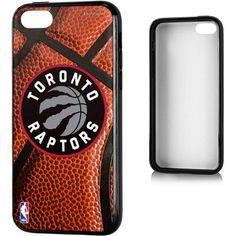 Toronto Raptors Basketball Design Apple iPhone 5C Bumper Case by Keyscaper