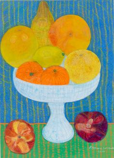 I found this at the Royal Academy Summer Exhibition 2017 Leonard McComb Fruit Flowers, Royal Academy Of Arts, Greeting Cards, Provence, Shapes, Drawings, Artwork, Summer, Prints