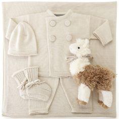 Alicia Adams Alpaca Cria Baby Set / Neue Galerie shop
