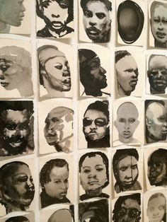 The Image as Burden, Marlene Dumas at the Stedeljik