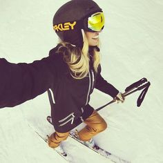 Can't wait to ski :)