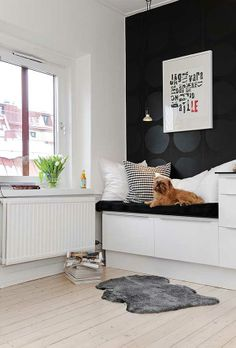 Charming Condominium In Sweden For a Young Family