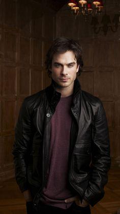 Damon... The vampire diaries