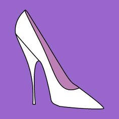 Fit2step white heel