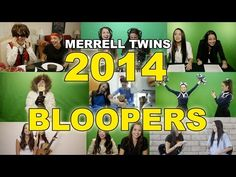 Bloopers 2014 - Merrell Twins - http://www.gigglefinger.com/bloopers-2014-merrell-twins/