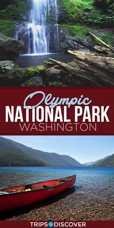 8 Best Things To Do in Olympic National Park, Washington - Hot Springs Olympia National Park, National Parks Usa, Olympic National Park Hikes, North Cascades National Park, Mount Rainier National Park, Oregon Travel, Travel Usa, Washington Nationals Park, Washington State
