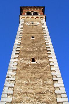 Campanile, Castello di Arzignano, Vicenza, Veneto