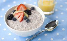 Recipe: Blackcurrant bircher muesli.  It's Better Breakfast Week, so why not give berries a go with this magnificent muesli recipe?