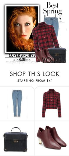 """Yoins 14."" by belma-cibric ❤ liked on Polyvore featuring H&M"