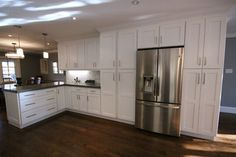 Traditional White Kitchen Design Ideas, Pictures, Remodel and Decor