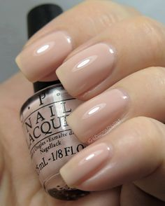 OPI Bubble Bath from the 2002 Soft Shades Sheer Romance Collection Beauty Tips, Beauty Hacks, Hair Beauty, Nail Station, Bubble Bath, Hair And Nails, Nail Colors, Short Nails, Ongles