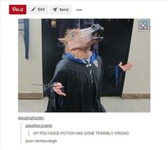 24 Wickedly Clever And Magical Harry Potter Memes - We share because we care. A resource for sharing the latest memes, jokes and real stuff about parenting, relationships, food, and recipes Theme Harry Potter, Harry Potter Jokes, Harry Potter Fandom, Harry Potter World, Harry Potter Universal, Mischief Managed, Ravenclaw, Fantastic Beasts, Hogwarts