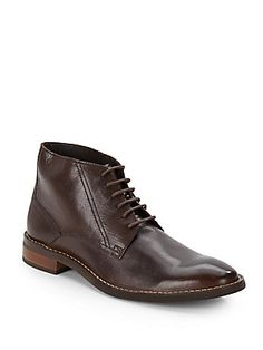 Canton Leather Chukka Boots