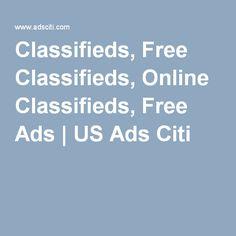 Classifieds, Free Classifieds, Online Classifieds, Free Ads | US Ads Citi