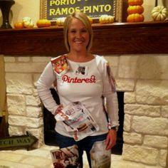 Halloween 2011 costume? Haha Kevin would laugh at me so bad.