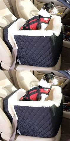 Car Seats and Barriers 46454: Snoozer Lookout I Pet Car Seat, Small, Black -> BUY IT NOW ONLY: $80.19 on eBay!