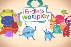 Endless Wordplay is a great new app from the same people that brought us the popular Endless Alphabet, Numbers, and Reader apps. In Endless Alphabet students help a friendly monster navigate a make… Alphabet For Kids, Youtube Videos For Kids, Kids Videos, Abc Phonics, Spelling Patterns, Learning Apps, Rhyming Words, Word Puzzles