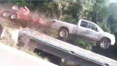 Shocking Vine Video of Flying Truck
