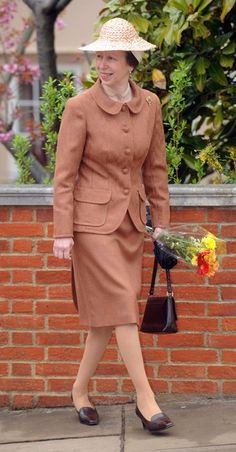Princess Anne Photo - Royal Family Attend Easter Service At Windsor Castle