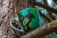 300 ml kubek Mugs, Tableware, Art, Art Background, Dinnerware, Tumblers, Tablewares, Kunst, Mug