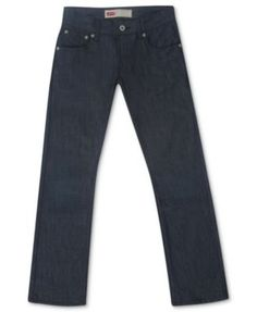 Levi's Boys' 513 Slim-Straight Jeans
