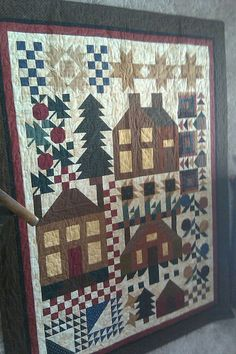Thimbleberries -this is such a fun quilt to make!