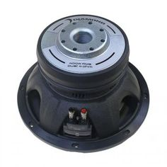 """DE104 10"""" SUBWOOFER 4-OHM Diamond Music, Gym Equipment, Plates, Licence Plates, Dishes, Griddles, Dish, Workout Equipment, Plate"""