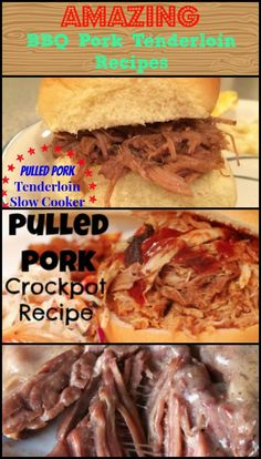 Amazing BBQ Pork Ten