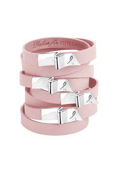 Νέο Βραχιόλι Pink Ribbon - Σύμβολο κατά του καρκίνου του μαστού | Woman Oclock