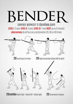 Bender Workout