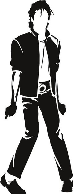 Image result for michael jackson thriller silhouette