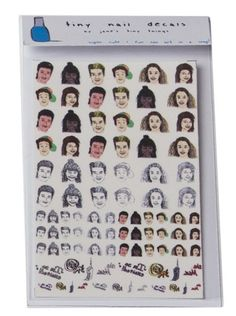 Saved By The Bell Nail Decals: http://shop.nylon.com/collections/whats-new/products/save-by-the-bell-nail-decal #NYLONshop