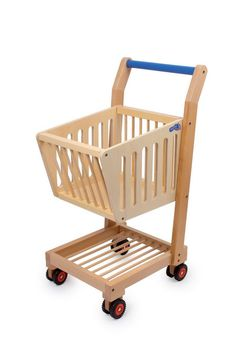 """The product Carrinho de compras   Trolley """"Nature"""" is sold by Nheko in our Tictail store.  Tictail lets you create a beautiful online store for free - tictail.com"""