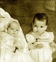 OGGI n° 21 – May 22, 1958 – I due fratellini di Monaco.