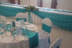 Teal and Silver Wedding | Julia Charles Event Management are a bespoke Event Management company ...