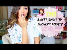 Fears, TV Shows, Boyfriend? TMI TAG! - YouTube