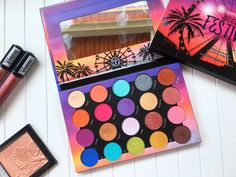 bh cosmetics palette #makeup #swatches #tutorial #eyeshadows #festival #makeuplooks