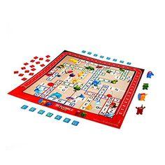 Amazon.com: Scrabble Junior Game: Toys & Games