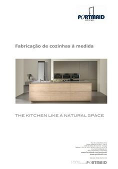 THE KITCHEN LIKE A NATURAL SPACE