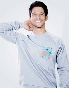 "{ Tyler Posey } ""Hey! I'm Tyler. I am 20 and single. I am an actor and I am most well known as being Scott McCall on teen wolf. I love acting and making people happy. I am very out going and I love to be around my friends and family. When I'm not acting or doing stuff for a movie, I am usually hanging out with friends or family. Any way that's about all there is to know about me. Introduce?"""