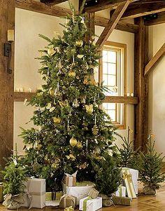 White Christmas Theme Decorations   Christmas Decoration Ideas: Theme Colors (Part 2)