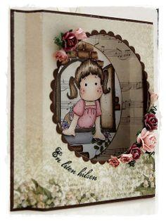 Gro's kort og sånnt: En liten hilsen....